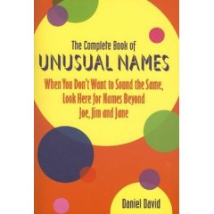 Unusual-names